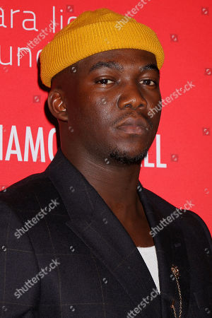 Stock Picture of Jacob Banks