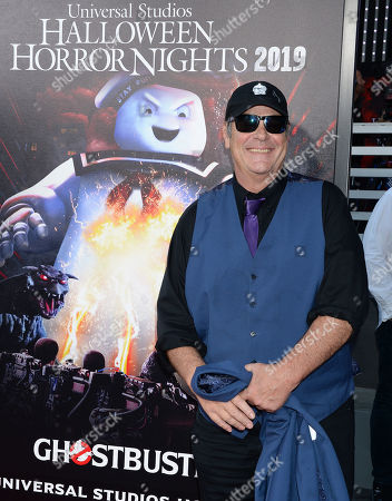 Editorial photo of Universal Studios 'Halloween Horror Nights' opening night, Los Angeles, USA - 12 Sep 2019