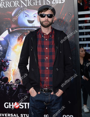Stock Picture of DJ Qualls