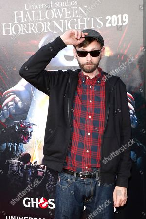 DJ Qualls at the opening celebration for Halloween Horror Nights at Universal Studios Hollywood in Los Angeles, California, USA 12 September 2019.