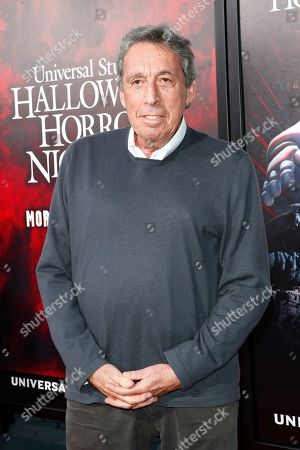 Slovak-Canadian film producer and director, Ivan Reitman at the opening celebration for Halloween Horror Nights at Universal Studios Hollywood in Los Angeles, California, USA 12 September 2019.