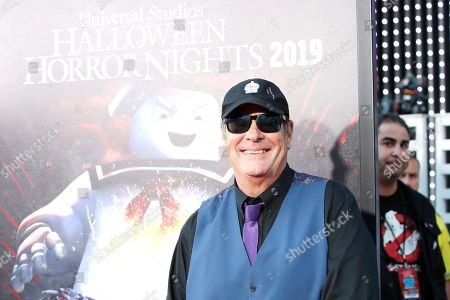 Dan Aykroyd at the opening celebration for Halloween Horror Nights at Universal Studios Hollywood in Los Angeles, California, USA 12 September 2019.