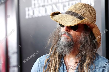 Rob Zombie at the opening celebration for Halloween Horror Nights at Universal Studios Hollywood in Los Angeles, California, USA 12 September 2019.