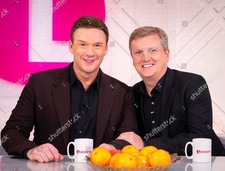 Russell Watson and Aled Jones