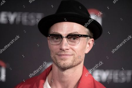 """Stock Picture of Wilson Bethel attends CBS's """"Bob Hearts Abishola"""" screening and panel during the 2019 PaleyFest Fall TV Previews at The Paley Center for Media, in Beverly Hills, Calif"""