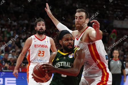Editorial image of FIBA Basketball World Cup 2019, Beijing, China - 13 Sep 2019