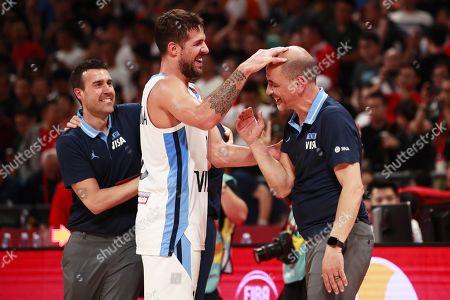 Editorial image of FIBA Basketball World Cup 2019, Beijing, China - 13 Sep 2019