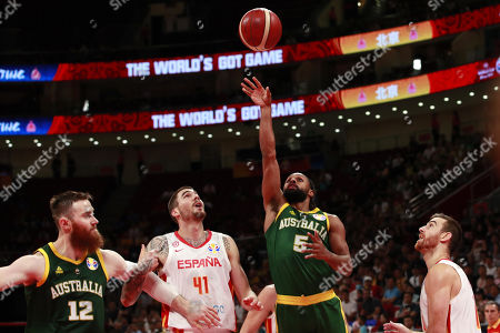 Editorial photo of FIBA Basketball World Cup 2019, Beijing, China - 13 Sep 2019
