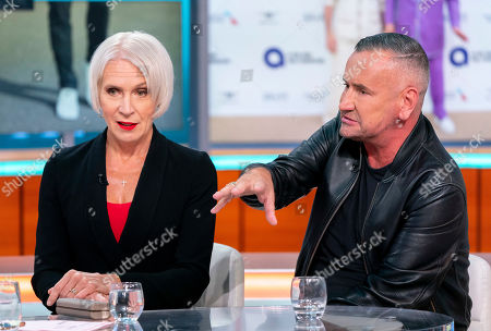 Editorial image of 'Good Morning Britain' TV show, London, UK - 13 Sep 2019