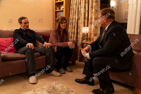 Editorial photo of 'A Confession' TV Show, Series 1, Episode 5 UK  - 2019