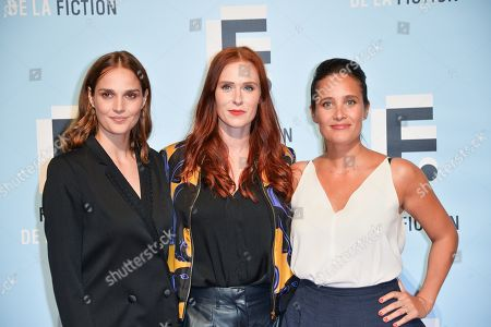 Camille Lou, Audrey Fleurot, Julie De Bona
