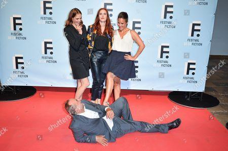 Camille Lou ; Audrey Fleurot ; Julie De Bona ; Antoine Dulery