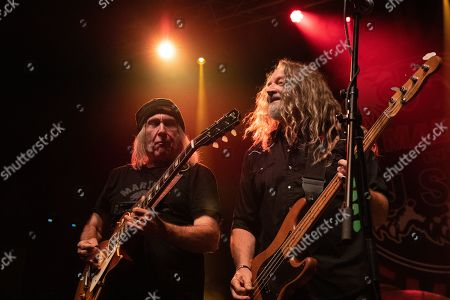 Richard Young and Doug Phelps  - Kentucky Headhunters