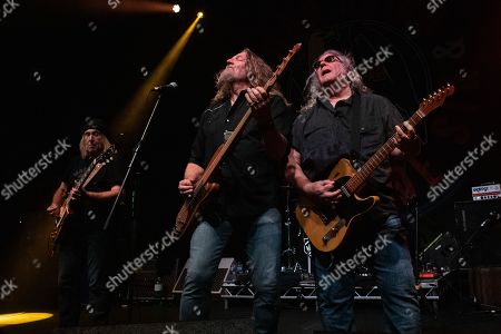 Richard Young,  Doug Phelps and Greg Martin - Kentucky Headhunters