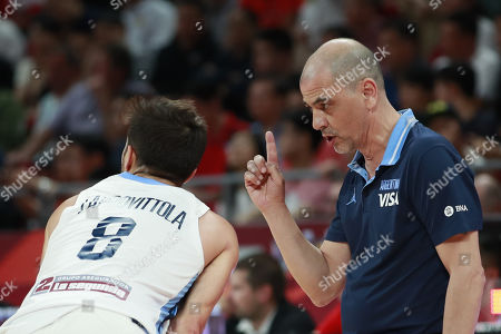 Editorial photo of FIBA Basketball World Cup 2019, Beijing, China - 15 Sep 2019