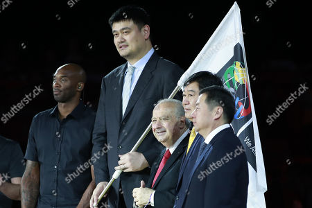 Editorial photo of FIBA Basketball World Cup 2019, Beijing, China - 15 Sep 2019
