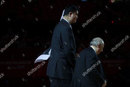 Editorial image of FIBA Basketball World Cup 2019, Beijing, China - 15 Sep 2019