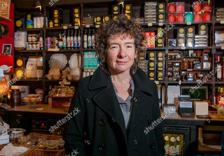 Editorial image of Jeanette Winterson photoshoot, London, UK - 27 Jan 2017