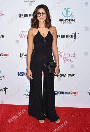 Editorial picture of 'The Wedding Year' film premiere, Los Angeles, USA - 12 Sep 2019