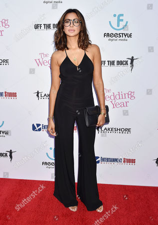 Editorial image of 'The Wedding Year' film premiere, Los Angeles, USA - 12 Sep 2019
