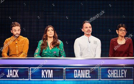 Editorial picture of 'The Chase Celebrity Special' TV Show, Episode 2, UK - 21 Sep 2019