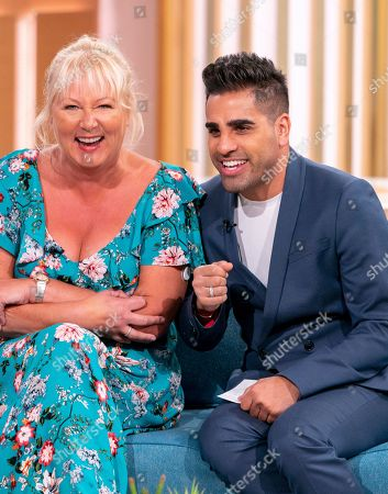 Sue Cleaver and Dr Ranj