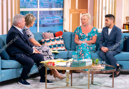 Stock Picture of Eamonn Holmes, Ruth Langsford, Sue Cleaver and Dr Ranj