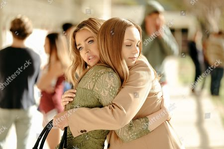 Denise Richards as Candice and Savannah May as Ava