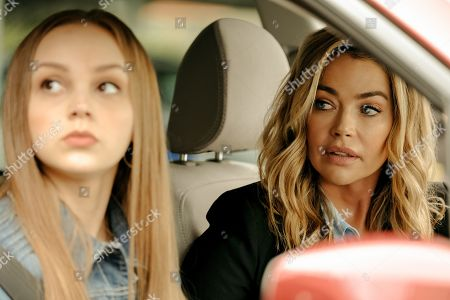 Stock Photo of Savannah May as Ava and Denise Richards as Candice