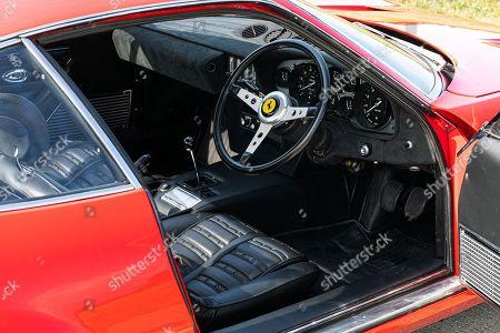 365 GTB/4 Daytona car
