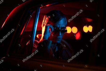 Stock Photo of Alon Aboutboul as Avi Drexler