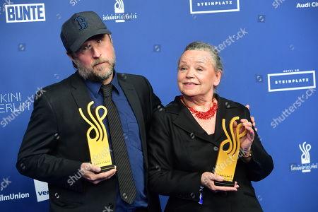 Editorial picture of German Drama Award 2019 in Berlin, Germany - 13 Sep 2019
