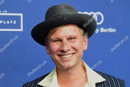 Robert Stadlober during the German Drama Award (Deutscher Schauspielpreis) in Berlin, Germany 13 September 2019.
