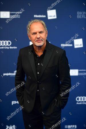 Uwe Ochsenknecht arrives for the German Drama Award (Deutscher Schauspielpreis) in Berlin, Germany 13 September 2019.