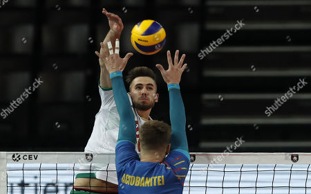 Editorial picture of EuroVolley Men 2019, Montpellier, France - 13 Sep 2019