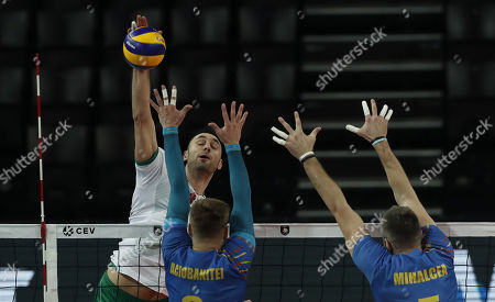 Editorial photo of EuroVolley Men 2019, Montpellier, France - 13 Sep 2019