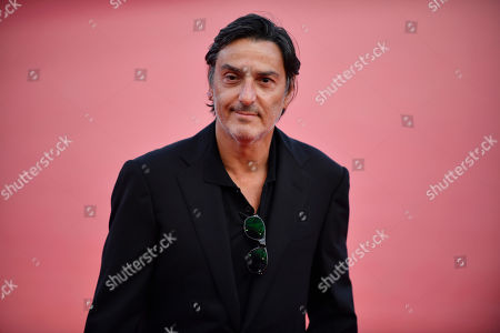 Yvan Attal arrives on the red carpet prior to the premiere of 'Seberg' during the 45th Deauville American Film Festival, in Deauville, France, 13 September 2019. The festival runs from 06 to 15 September 2019.