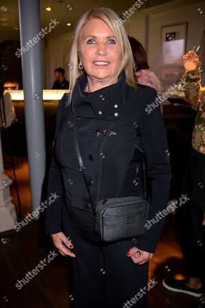 Editorial image of Virgin Voyages capsule collection launch event, Royal Opera House, Spring Summer 2020, London Fashion Week, UK - 15 Sep 2019