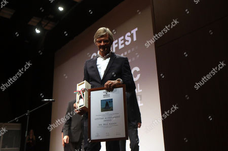 Editorial picture of Danish film director Bille August awarded in Hungary, Miskolc - 13 Sep 2019
