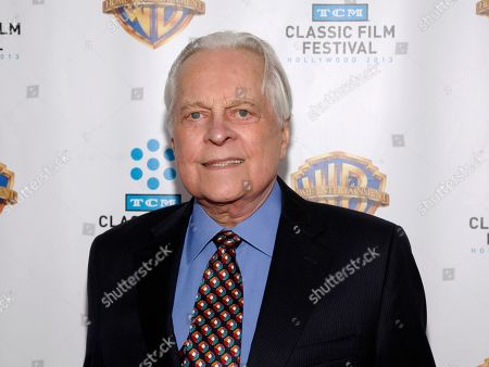 """Turner Classic Movies host Robert Osborne attending the """"Cabaret"""" 40th anniversary screening in New York. A collection of Hollywood memorabilia belonging to Osborne will be auctioned off on Oct. 10"""
