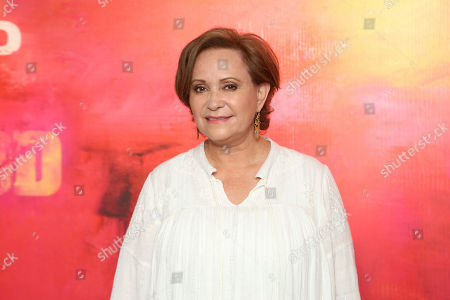 """Adriana Barraza attends the """"Rambo: Last Blood"""" Photo Call at the Four Seasons Hotel Los Angeles at Beverly Hills, in Los Angeles"""