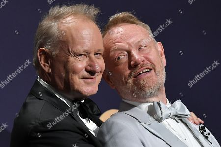 Editorial picture of 71st Annual Primetime Emmy Awards, Press Room, Microsoft Theatre, Los Angeles, USA - 22 Sep 2019