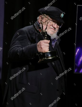 George R. R. Martin - Outstanding Drama Series - 'Game of Thrones'