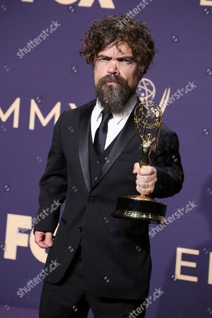 Peter Dinklage - Supporting Actor In A Drama Series - 'Game Of Thrones'
