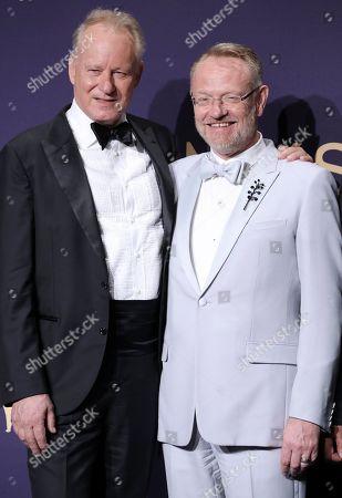 Editorial photo of 71st Annual Primetime Emmy Awards, Press Room, Microsoft Theatre, Los Angeles, USA - 22 Sep 2019
