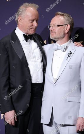 Editorial image of 71st Annual Primetime Emmy Awards, Press Room, Microsoft Theatre, Los Angeles, USA - 22 Sep 2019