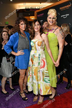 Amy Landecker, Kathryn Hahn and Shakina Nayfack
