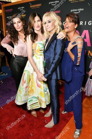 Editorial photo of 'Transparent' TV show Musical Finale, Arrivals, Regal L.A. LIVE, Los Angeles, USA - 13 Sep 2019
