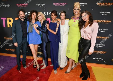 Editorial photo of 'Transparent' TV show Musical Finale, Arrivals, Regal L.A. LIVE, Los Angeles, USA - 13 Sep 2019