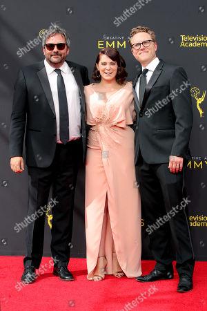 Adam Schlesinger, Rachel Bloom and Jack Dolgen